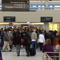 Photo taken at TSA Security Checkpoint by Gregg L. on 1/21/2012