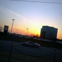 Photo taken at American Boulevard LRT Station by Recliner Jockey on 3/15/2012