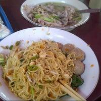 Photo taken at Bakmi Aseng by Norman T. on 2/7/2013