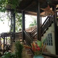Photo taken at บ้านเพียงตะวัน by Perawuti W. on 2/25/2013