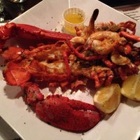 Photo taken at Waterfront Crab House by Jason W. on 11/14/2014