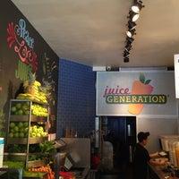 Photo taken at Juice Generation by Jason W. on 6/28/2013