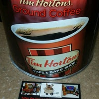Photo taken at Tim Hortons by @BuffaloInABox #. on 7/12/2015