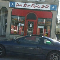 Photo taken at Lone Star Grill by @BuffaloInABox #. on 3/20/2016