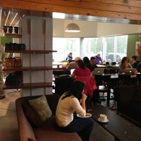 Photo taken at Inman Perk Coffee by Whitney R. on 1/13/2013