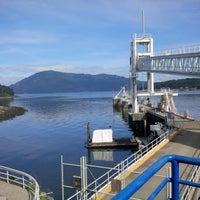 Photo taken at Swartz Bay Ferry Terminal by Roy W. on 6/5/2013
