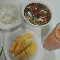 Photo taken at Thai Food by Fatin N. on 5/29/2015
