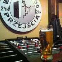Photo taken at Pub Przejście by S Y. on 10/21/2013