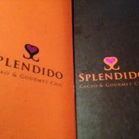 Photo taken at Splendido by Jose N. on 12/2/2012