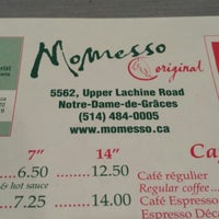 Photo taken at Momesso by Stuart A. on 6/21/2014
