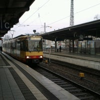 Photo taken at Bahnhof Bruchsal by Gregor W. on 3/12/2013