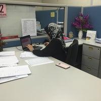 Photo taken at Kumpulan Wang Simpanan Pekerja (KWSP) by Farah Mj on 12/15/2015