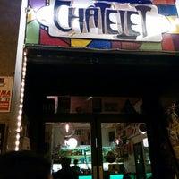 Das Foto wurde bei Chatelet Bar von yst am 1/29/2015 aufgenommen