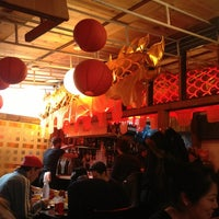 Photo taken at Mission Chinese Food by Dan S. on 3/21/2013