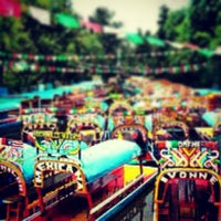 Photo taken at Xochimilco by Richard D. on 12/26/2012