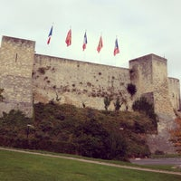 Photo taken at Château de Caen by Livy E. on 9/22/2013