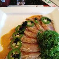Photo taken at Hara Sushi by Ludwig G. on 10/10/2012
