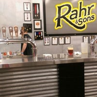 Photo taken at Rahr & Sons Brewing Co. by Katie D. on 6/3/2015