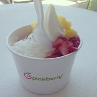 Photo taken at Pinkberry by Christine K. on 6/21/2013