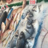 Photo taken at Sea Breeze Fish Market by Ozgur T. on 4/18/2016