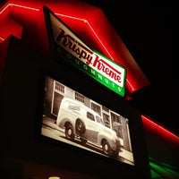 Photo taken at Krispy Kreme Doughnuts by Philip d. on 3/20/2013