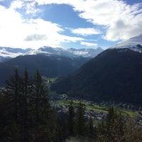 Photo taken at Schatzalp Panorama Restaurant by Lexi V. on 5/17/2014