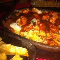 Photo taken at Restaurante Terra do Mar by Luiz R. on 10/16/2012