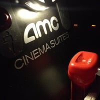 Photo taken at AMC Dine-In Theatres Menlo Park 12 by Marc T. on 10/6/2012