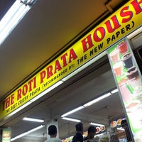 Photo taken at The Roti Prata House by Quinz A. on 7/6/2013