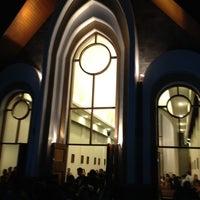 Photo taken at Gereja & Pertapaan Karmel by Roy K. on 12/16/2012