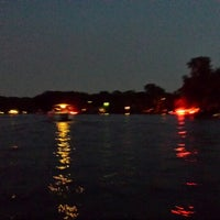 Photo taken at Lake Orion by Allen S. on 7/4/2013