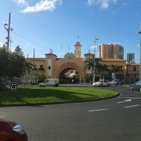 Photo taken at Mercado de Nuestra Señora de África by Gabriel A. on 1/26/2013