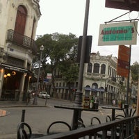 Photo taken at Antonio's Bar e Botequim by Edmilson V. on 9/23/2012