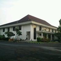 Photo taken at Balai Komando by Dwiki S. on 10/27/2012