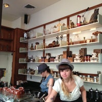 Photo taken at Stumptown Coffee Roasters by Stephen L. on 5/20/2013