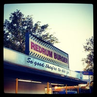 Photo taken at Redrum Burger by Skeeter's T. on 9/7/2013