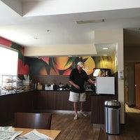 Photo taken at Fairfield Inn & Suites Anderson Clemson by Vivian C. on 5/28/2016