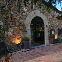 Photo taken at Galena Mas Comangau Hotel Begur by Joana L. on 2/2/2016