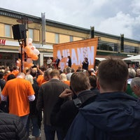 Photo taken at Östercentrum by Hannes L. on 7/2/2014