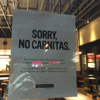 Photo taken at Chipotle Mexican Grill by Nathan B. on 1/12/2015