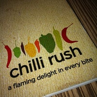 Photo taken at Chilli Rush by Tracy L. on 1/11/2013