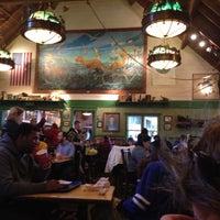 Photo taken at Restaurantosaurus by Nora D. on 3/26/2013