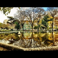 Photo taken at Jardim do Príncipe Real by Jose C. on 12/9/2012