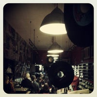 Photo taken at Pure Pop Records by Kunal K. on 5/4/2013