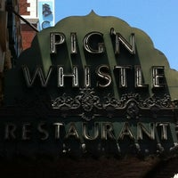 Photo taken at Pig 'N Whistle Hollywood by Jim L. on 6/22/2013