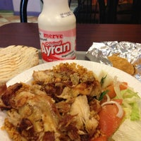 Photo taken at Troy Turkish Grill by Laurie L. on 3/23/2013