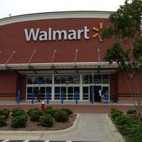 Photo taken at Walmart Supercenter by Chuck N. on 8/16/2013