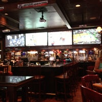 Photo taken at Fox and Hound Bar & Grill by Chuck N. on 5/4/2013