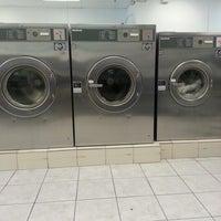Photo taken at Madison Plaza Laundromat by Glenn S. on 2/12/2013