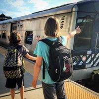 Photo taken at Metro North - Greystone Train Station by Bob M. on 7/15/2016
